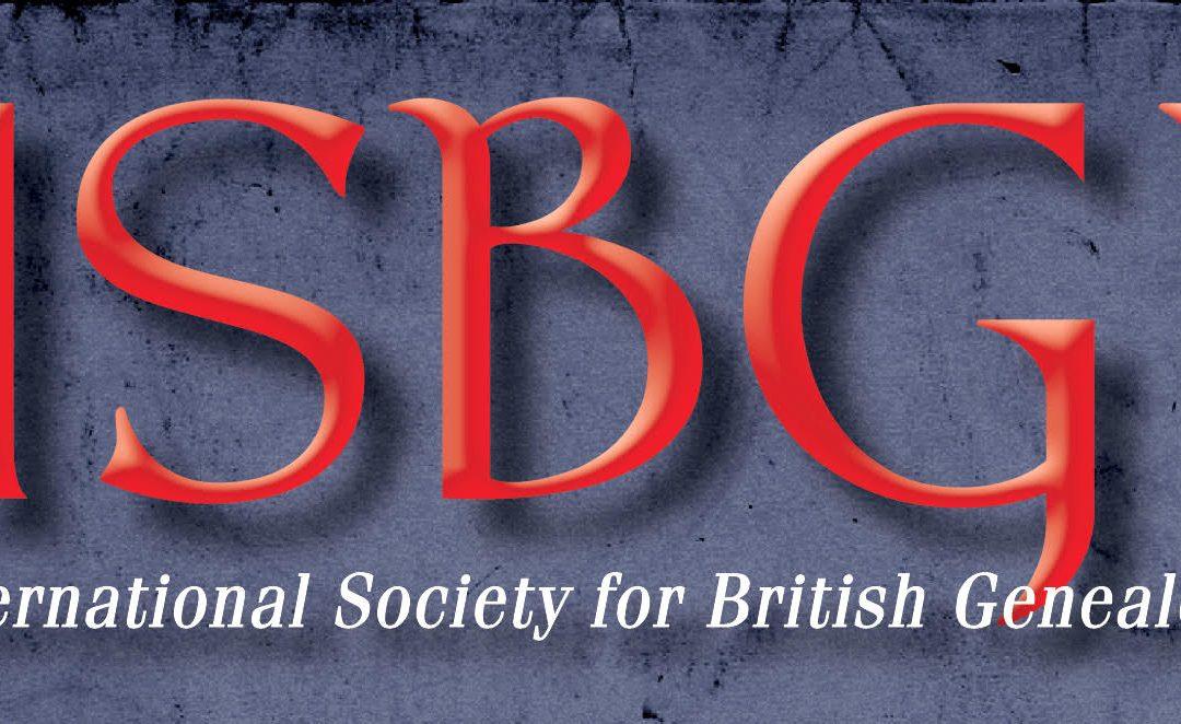 British Military Research – ISBGFH Virtual Institute November 23 & 24