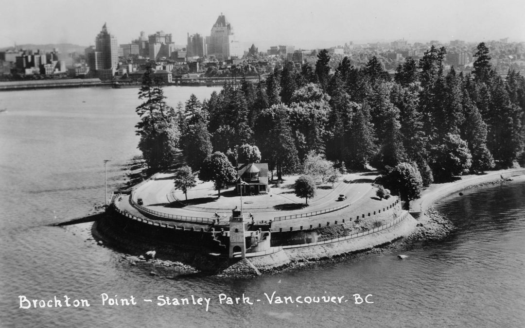 The lost cemetery of Stanley Park