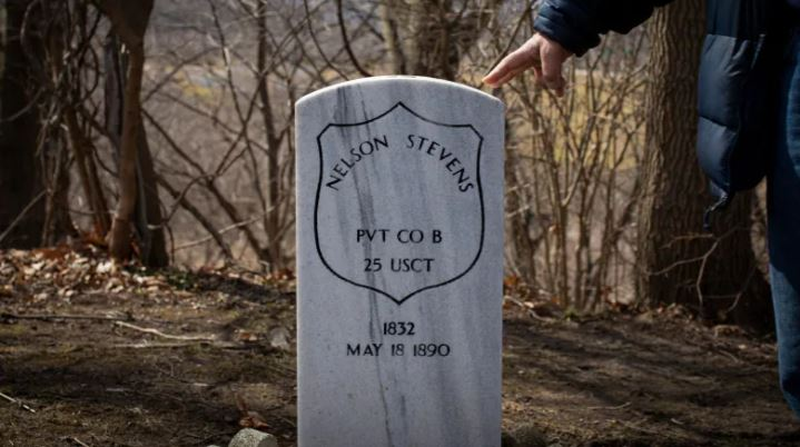 Black Civil War Soldier found in Hamilton Ontario Cemetery