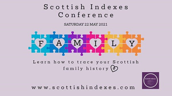 Scottish Indexes Conference – May 22, 2021
